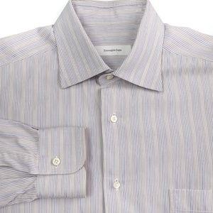 Ermenegildo Zegna Portofino Comfort Dress Shirt